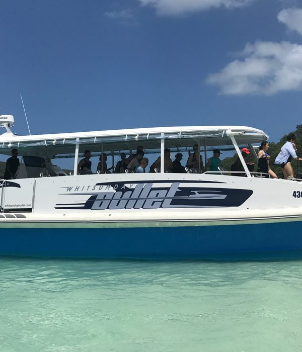 Whitsunday-Bullet---Beached---Airlie-Beach-Tourism