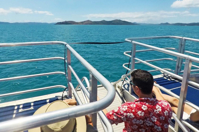 seasprint whistunday islands
