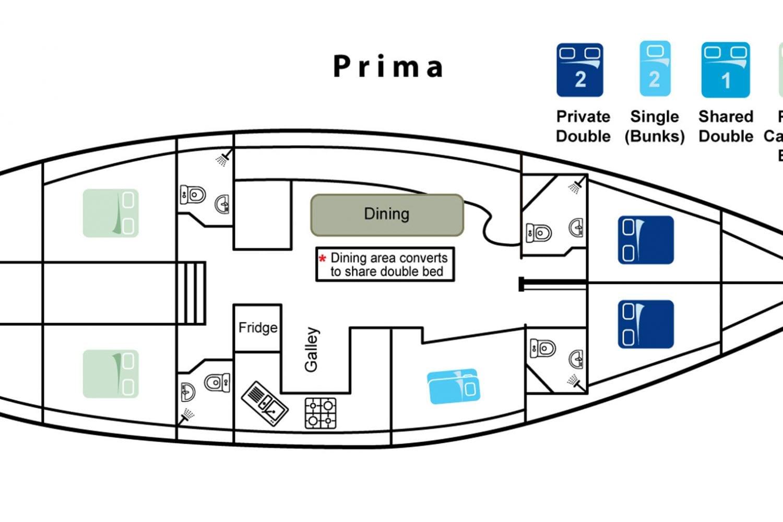 Prima---Boat-Interior-Diagram-Airlie Beach-Tourism